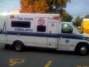 Tri-Town Ambulance our local ambulance company