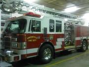 GFD FIRE TRUCKS