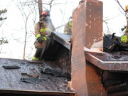 Crystal Lakes House Fire