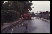 Donald operating pumps on E12 '65