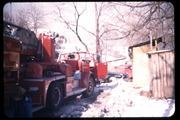 HVFD truck on fire call '64