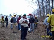 Wildlanfd Fire training Bang A Roock Day