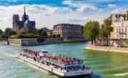 Croisière sur la Seine et Canal St Martin