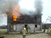 6 December 08 Training Fire