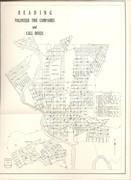 1938 Reading PA Call Box Map