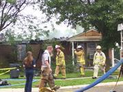 Woodglen Fire July 2008