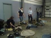 Cadet Training March 2009