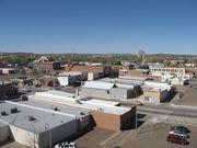 View of Tucumcari