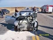 car crash March 09