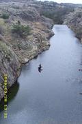 Rope Rescue Wichita Mountains
