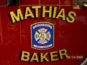 MATHIAS/BAKER VOL FIRE DEPT