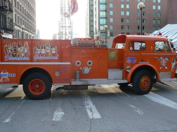 fdic hooters fire truck
