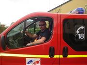 My fire chief engine