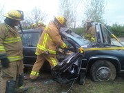 Auto Extrication Training