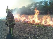 Prairie Burn Training