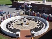 Arial of Memorial