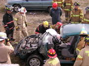 vehicle rescue class Dash roll
