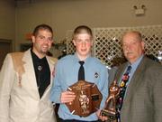 Me, Jeff, & Dad