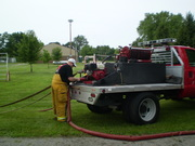 Truck Training for our new members