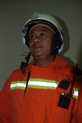 Central Jakarta Fire Department and Diasaster