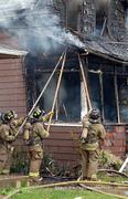Buffalo Fire Photos