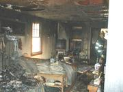 Structure Fire, West Sand Lake, N.Y.