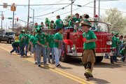 Jackson METRO Firefighters EMERALD SOCIETY