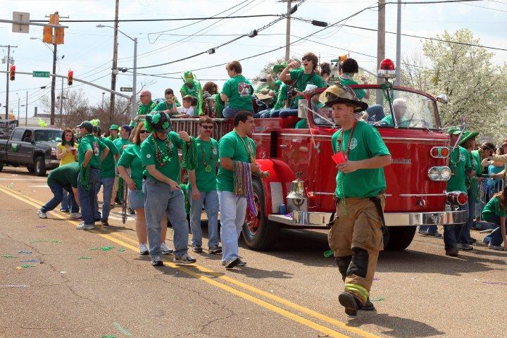 Jackson METRO Firefighters EMERALD SOCIETY
