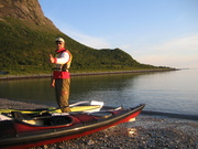 Paradise kayaking