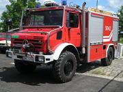 Wolow FB 4WD pumper