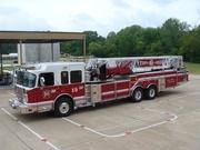 Dallas Fire Rescue 19 truck