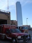 Dallas Fire Rescue downtown 18