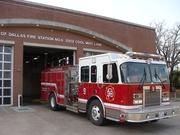 Dallas Fire Rescue Engine 9