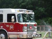 Dallas Fire Rescue engine 48 shot
