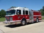 Dallas Fire Rescue engine 17