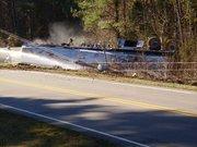 Tanker Spill
