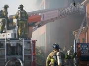 CF Mill Fire