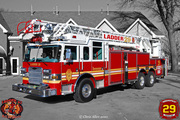 Ladder 29 IFD (rescue me ladder 62)