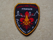 Firenze's patch