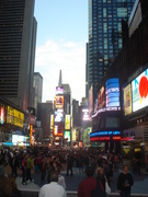 Times Square.....