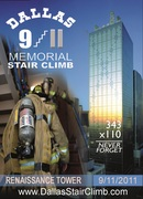 Dallas 9/11 Memorial Stair Climb