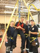 The Paid Firefighters of Latham FD