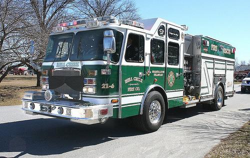Rescue-Engine 216