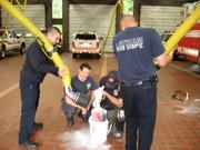 Latham FD Checking Extinguisher
