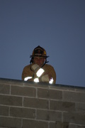 Instructing Roof Operations at Tarrant County College