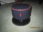 Firemans uniform hat