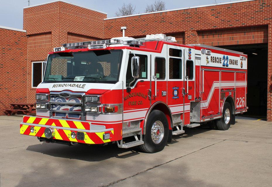 Rescue-Engine 22