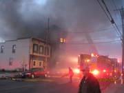 Rensselaer N.Y Fire Dept