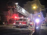 Rensselaer, NY Fire Dept