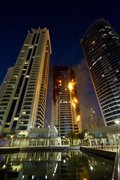 Dubai High-Rise Fire